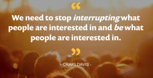 Be the interest